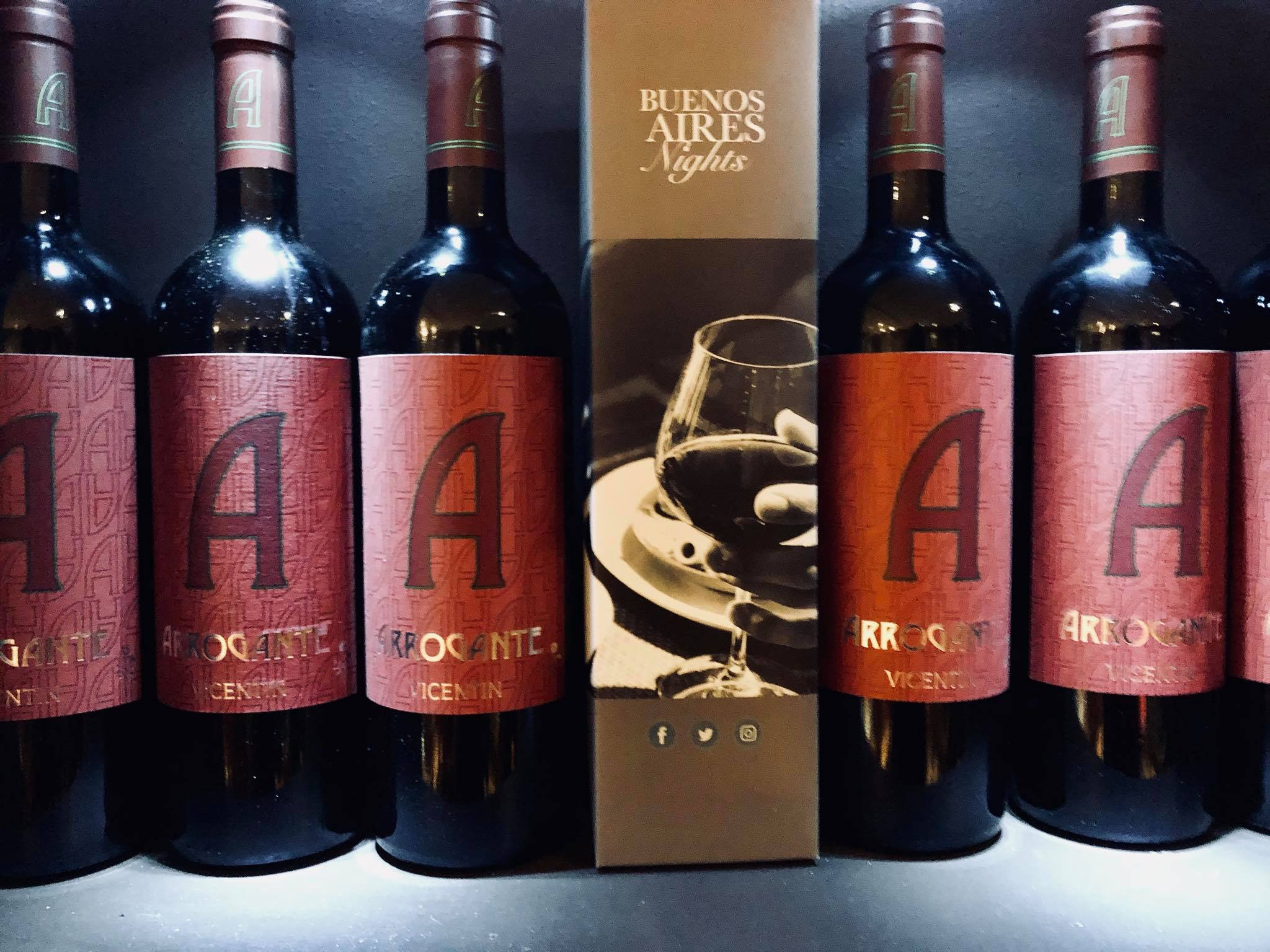 Argentinian Wines Malbec from